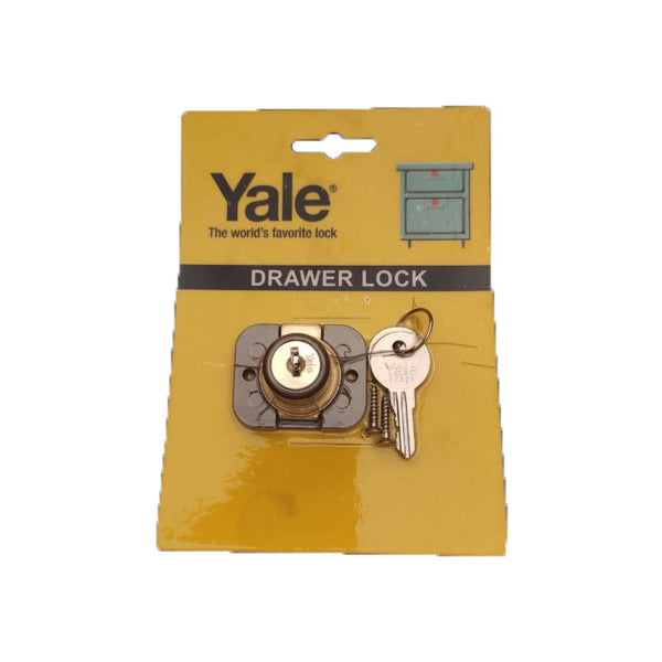 9600H Yale V9660HE x 2 Keys x Visual Packed Drawer