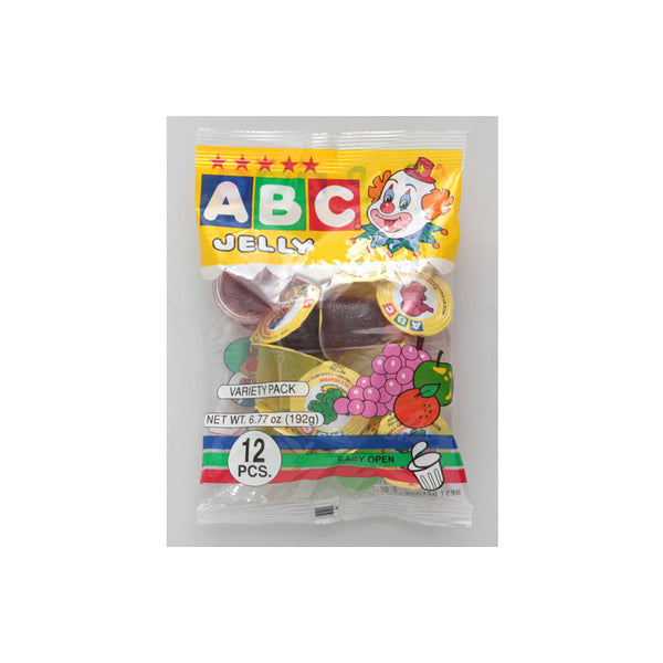 ABC Jelly Variety Pack