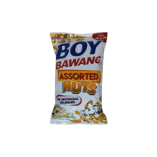 Boy Bawang Assorted Nuts