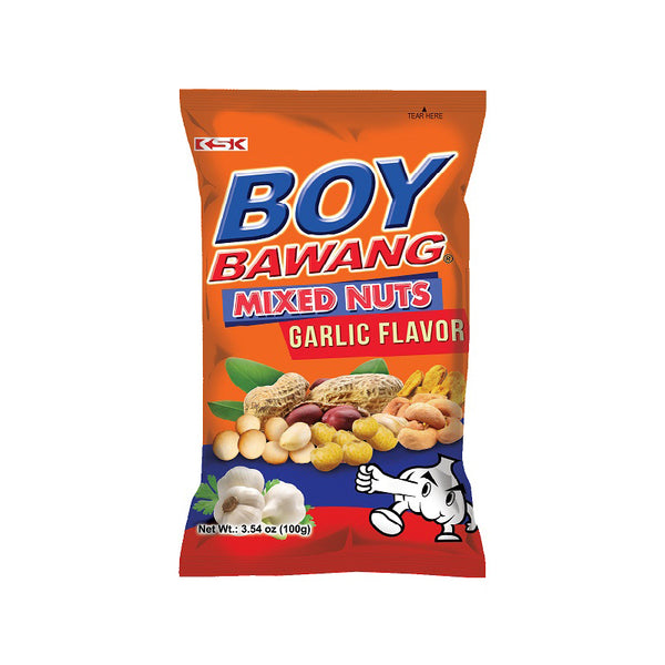 Boy Bawang Mixed Nuts