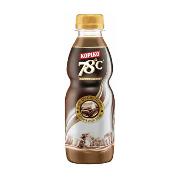 KOPIKO Ready to Drink Coffee ( 78° C, Iced Coffee)