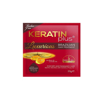 Keratin Plus Brazilian Hair Treatment