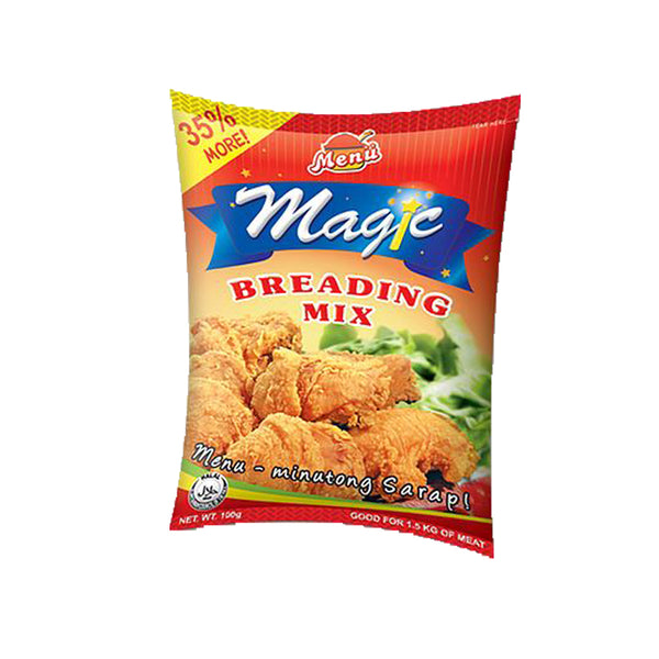 Menu Magic Breading Mix