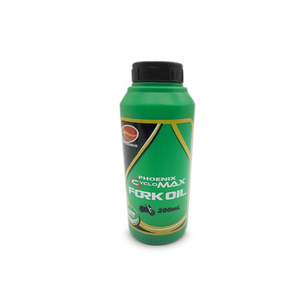 Phoenix Cycle Fork Oil