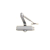 Yale Y603H S2-4 STD Arm Door Closer w/HO (Silver)
