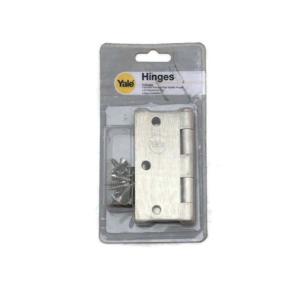 "Yale V11.35 X US5 (Size: 3.5"" x 3.5"" x 2.2mm) Hinges"