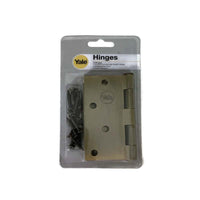 "Yale V11.40 x US5 (Size: 4"" x 4"" x 2.2mm) Hinges"