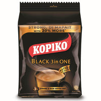 KOPIKO Astig Black 3 in One Instant Coffee Mix