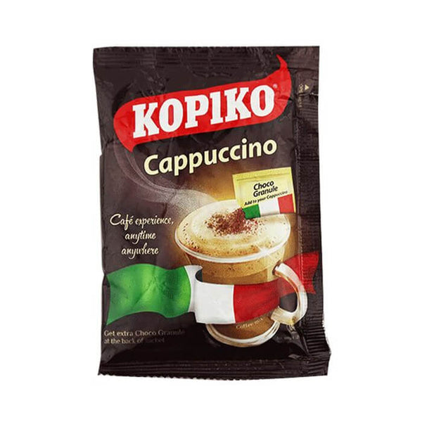 KOPIKO Cappucino 3 in 1 Instant Coffee Mix