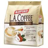 KOPIKO Low Acid L.A. 3 in 1 Instant Coffee Mix