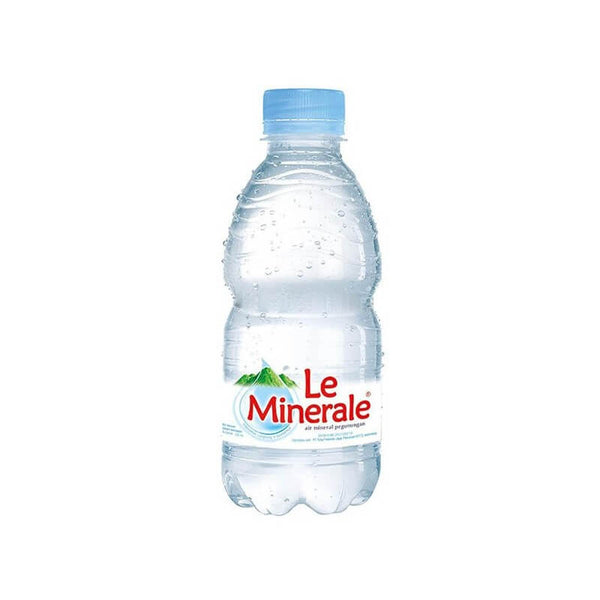 Le Minerale Bottled Mineral Water Drink