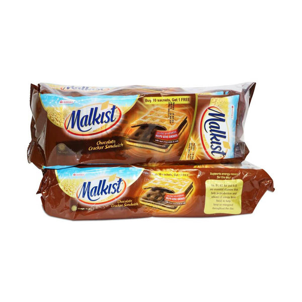 Malkist Chocolate Cracker Sandwich