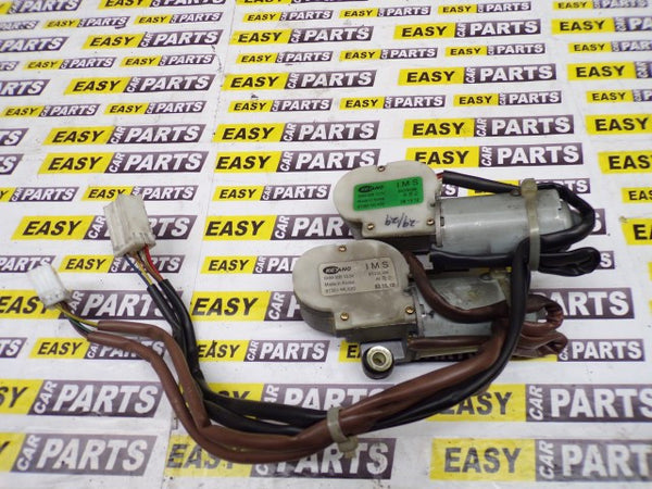 SSANGYONG REXTON DRIVER SIDE FRONT SEAT ELECTRIC CONTROL MOTOR 852905 8529026