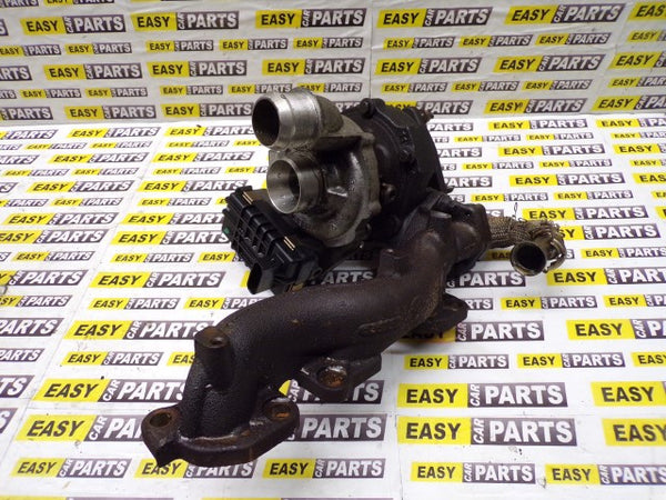 JAGUAR S TYPE 2.7 TDV6 DRIVER SIDE TURBO CHARGER P/N: 4R8Q-6K682-AL