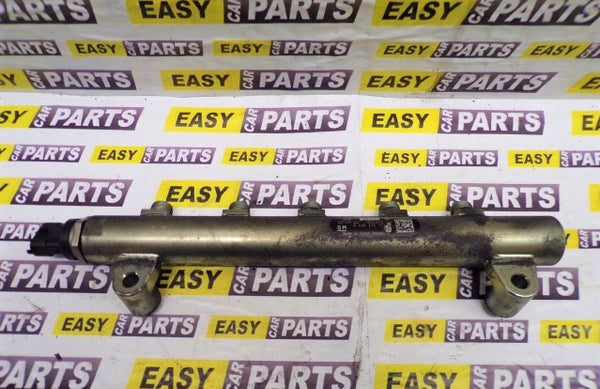 CHEVROLET CAPTIVA LTX 2.0 RAIL INJECTOR WITH SENSOR P/N: 0445214174