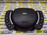 RANGE ROVER VOGUE L322 STEERING WHEEL AIRBAG WITH CONTROLS