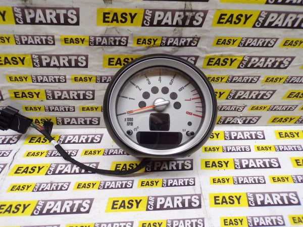 MINI ONE 1.4 PETROL MANUAL REV COUNTER