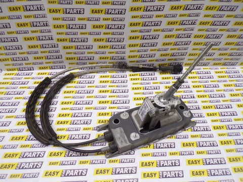 AUDI A3 8P 1.6 TDI 5 SPEED MANUAL GEAR SHIFTER WITH LINKAGE CABLES 1K0711049CG