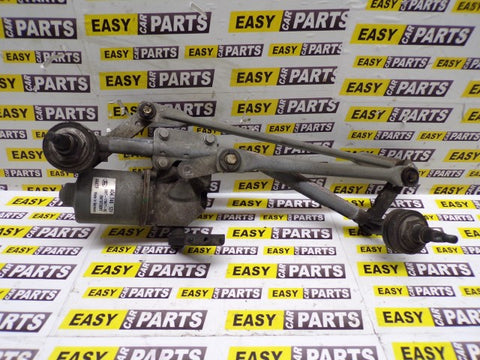 FORD FIESTA FRONT WIPER MOTOR WITH LINKAGE P/N 2S6T-17B571-BC