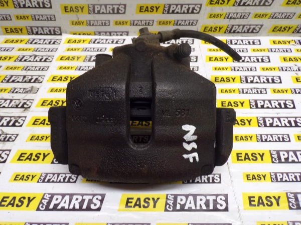AUDI TT MK2 1.8 TFSI LEFT SIDE FRONT BRAKE CALIPER