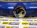 VAUXHALL MOKKA TAILGATE TRIM WITH NUMBER PLATE LIGHTS 95093281