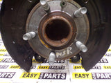 VAUXHALL MOKKA 1.7 CDTI LEFT SIDE REAR HUB WITH ABS SENSOR