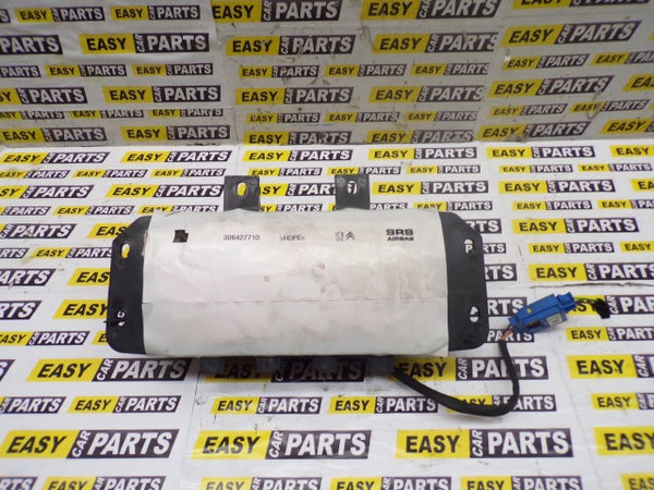 CITROEN DS3 LEFT SIDE DASHBOARD AIRBAG 9801618280