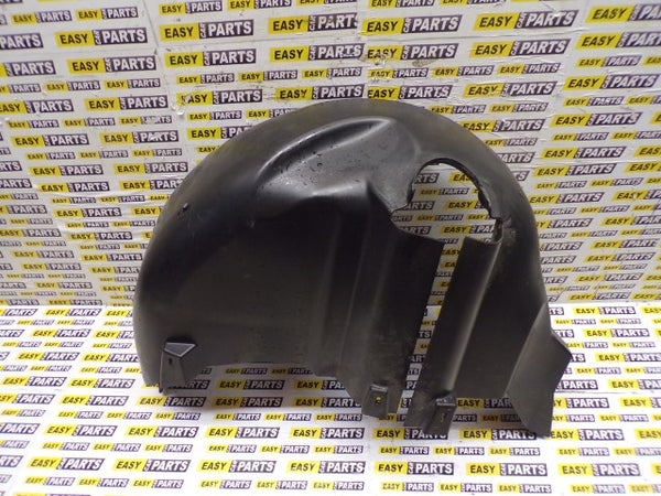SKODA FABIA MK2 RIGHT SIDE REAR SPLASH GUARD WHEEL ARCH LINER 5J6810972