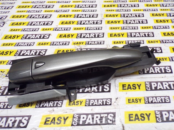 NISSAN QASHQAI LEFT SIDE REAR DOOR HANDLE
