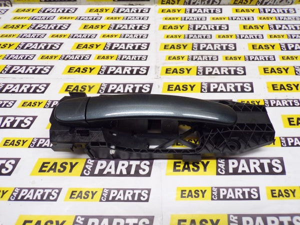 SKODA FABIA MK2 LEFT SIDE REAR EXTERIOR DOOR HANDLE