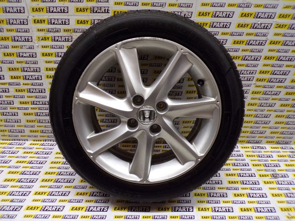 HONDA INSIGHT ALLOY WHEEL WITH TYRE 185 / 55 / R16 5.MM