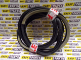 RENAULT LAGUNA LEFT SIDE REAR DOOR RUBBER SEAL
