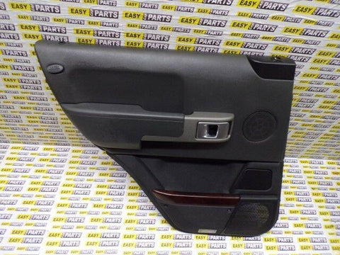 2005 RANGE ROVER VOGUE L322 LEFT SIDE REAR DOOR CARD