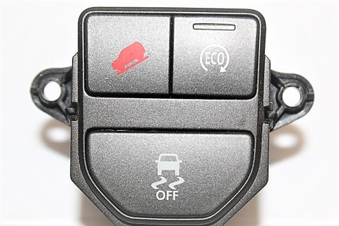2014 RANGE ROVER EVOQUE TRACTION CONTROL SWITCH BJ3214K147AD