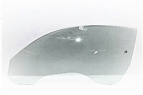 2007 AUDI TT LEFT SIDE FRONT DOOR WINDOW GLASS