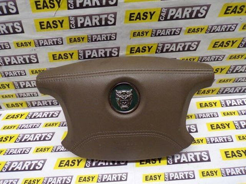 2004 JAGUAR S TYPE STEERING WHEEL AIRBAG