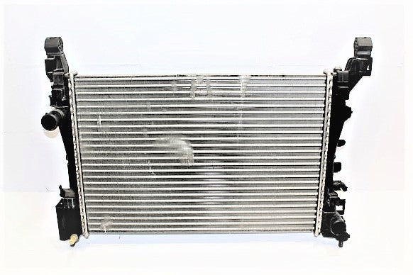 2016 VAUXHALL ADAM 1.4 ENGINE COOLANT RADIATOR 13399870