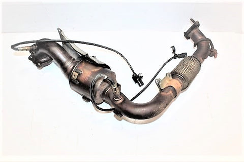 2013 FORD FIESTA MK7 1.0 ECOBOOST CATALYTIC CONVERTER CAT CV21-5E211-AD