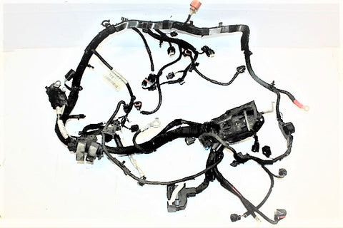 2013 FORD FIESTA MK7 1.0 ECOBOOST ENGINE WIRING LOOM HARNESS C1BT-12A522-TFE