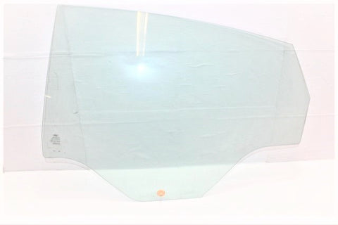 2013 FORD FIESTA MK7 LEFT SIDE REAR DOOR WINDOW GLASS