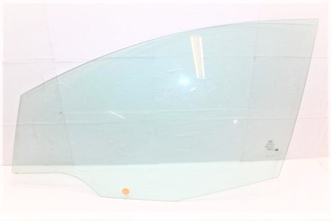 2013 FORD FIESTA MK7 LEFT SIDE FRONT DOOR WINDOW GLASS