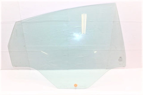 2013 FORD FIESTA MK7 RIGHT SIDE REAR DOOR WINDOW GLASS