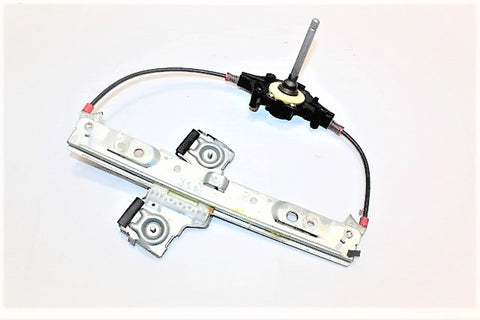 2013 FORD FIESTA MK7 LEFT SIDE REAR MANUAL WINDOW REGULATOR