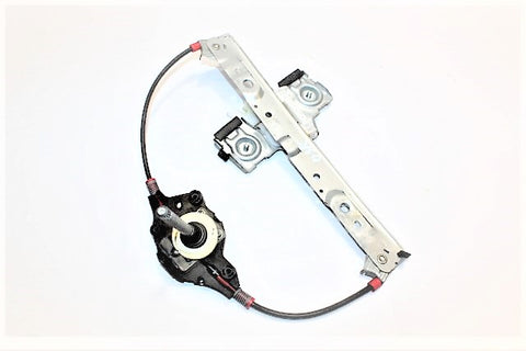 2013 FORD FIESTA MK7 RIGHT SIDE REAR MANUAL WINDOW REGULATOR
