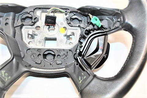 2011 FORD FOCUS STEERING WHEEL WITH CONTROLS AM513600CE