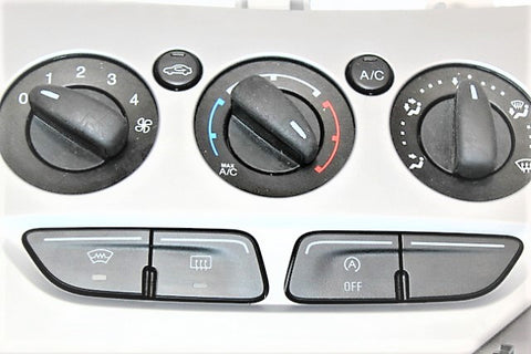 2011 FORD FOCUS MK3 HEATER CONTROL PANEL