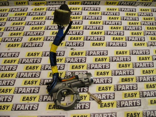 SSANGYONG RODIUS 2.7L IGNITION BARREL + KEY BLADE