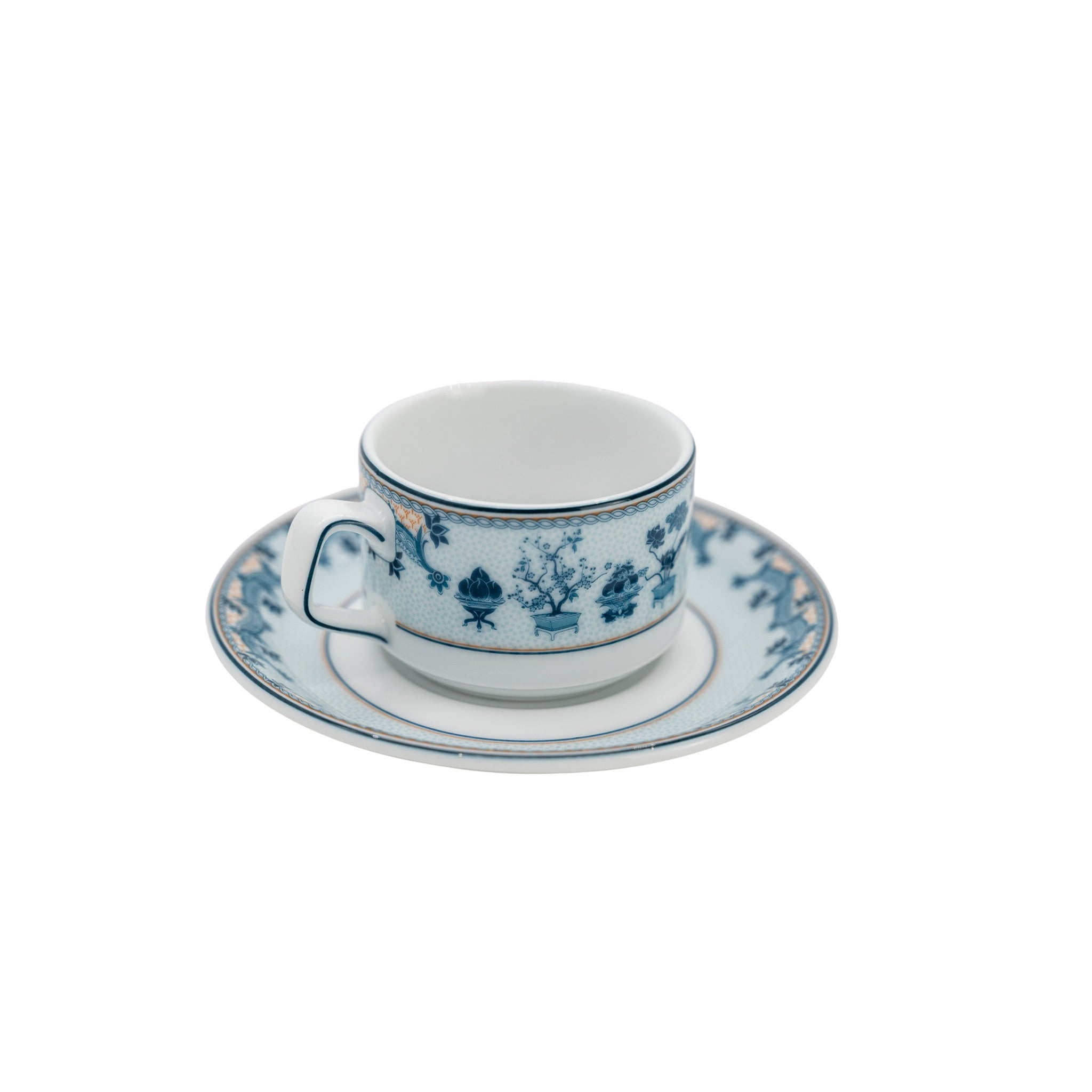 Jasmine Four Precious Artisan Tea Set 0.7L (Small Set)