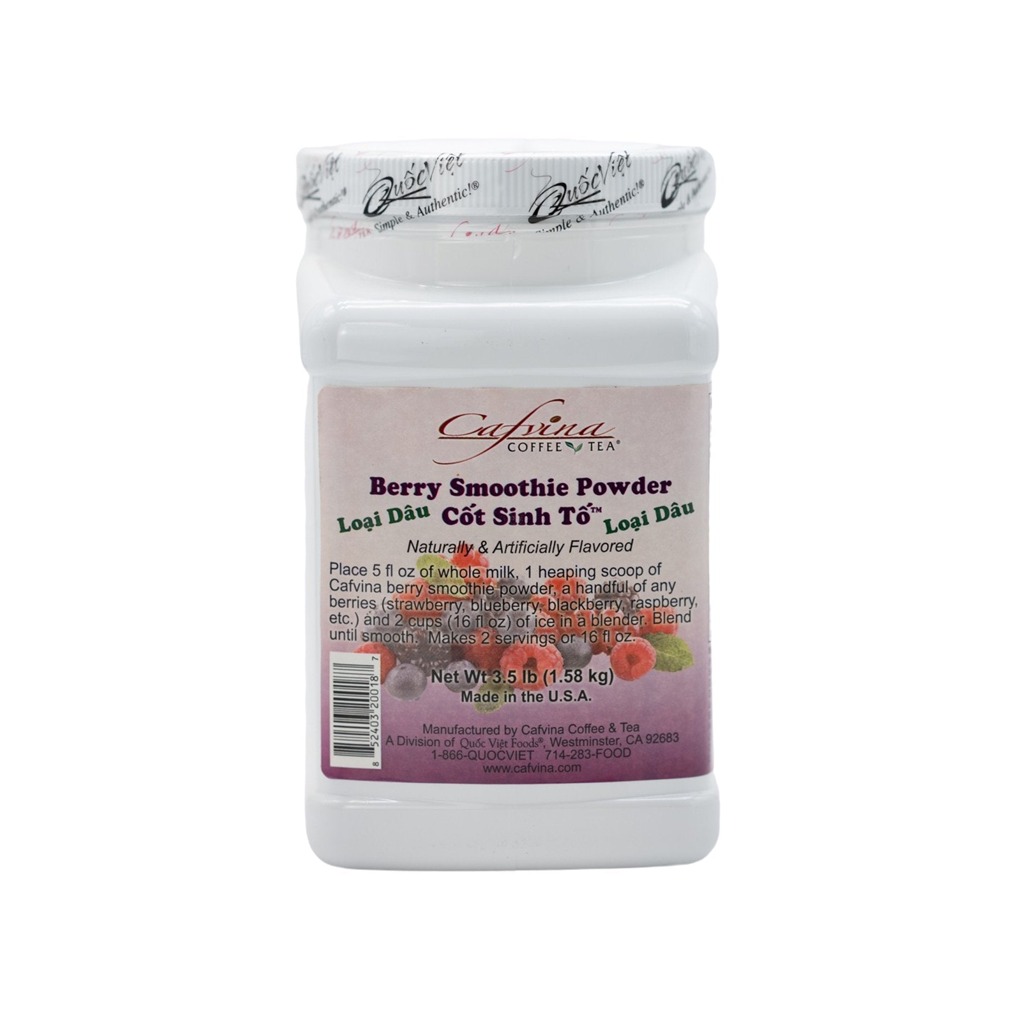 Berry Smoothie Powder