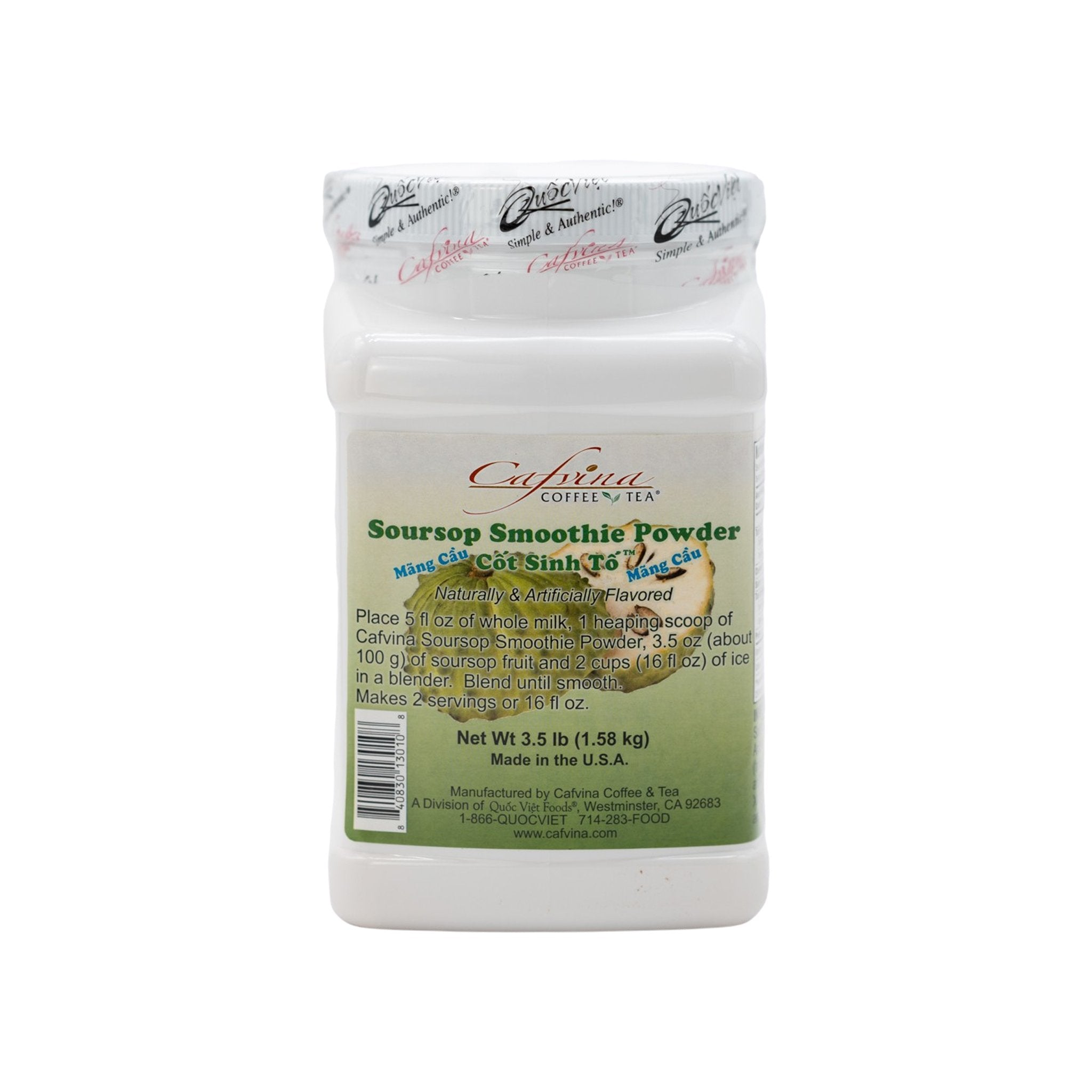 Soursop Smoothie Powder